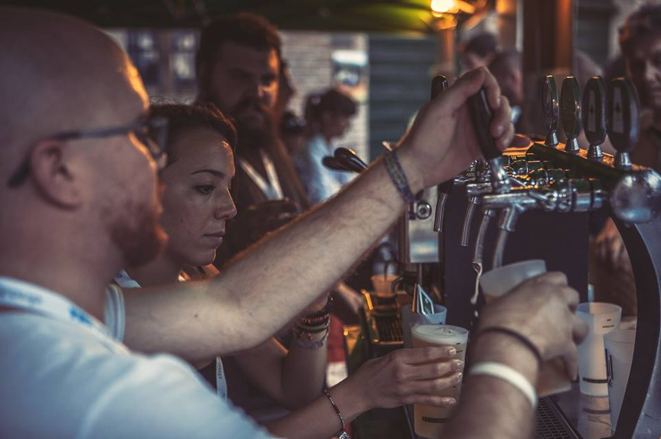 Amico bicchiere Eventi