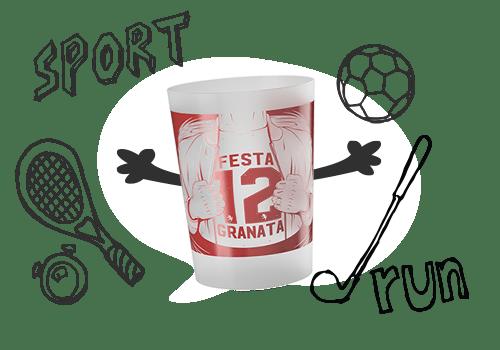 Amico Bicchiere Eventi Sportivi