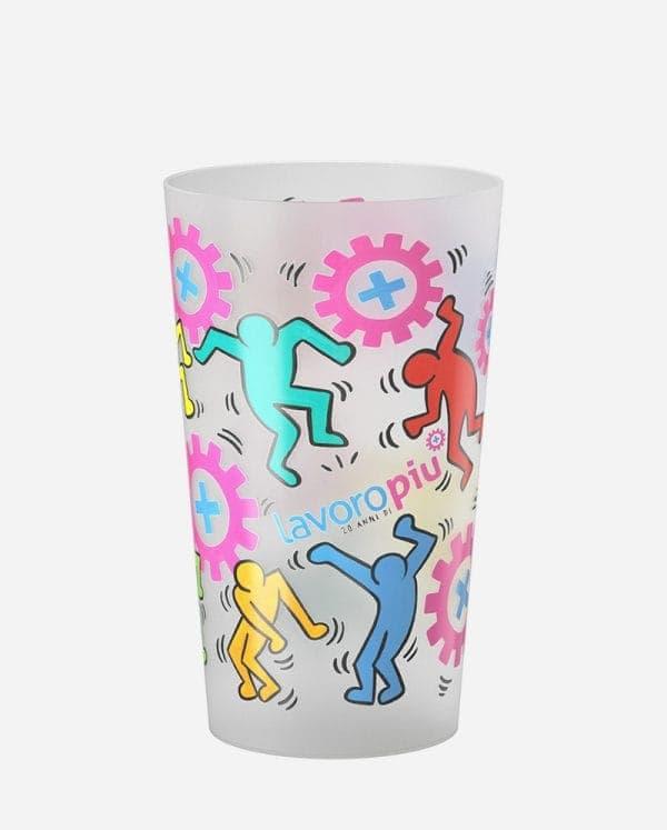 Amico bicchiere 330 ml Lavoropiu