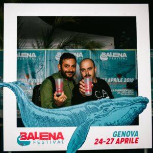 Amico Bicchiere e Balena Fest